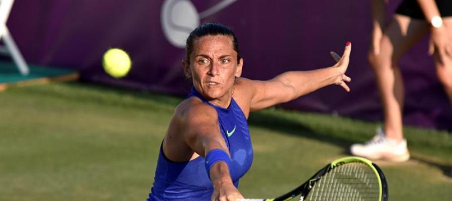 La tenista italiana Roberta Vinci