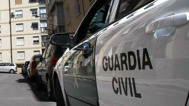 Coche de la Guardia Civil (Archivo)