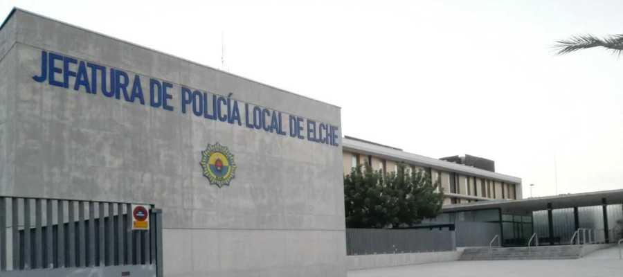 Jefatura Local de la Policía Local de Elche