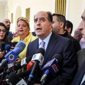 El presidente del Parlamento de Venezuela, Julio Borges.