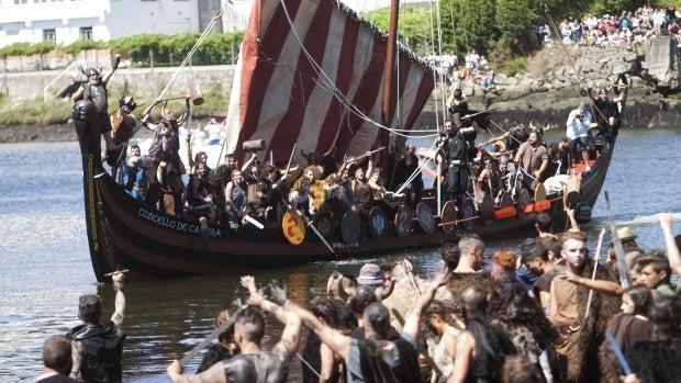 El ADN de los vikingos