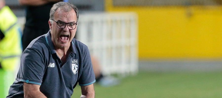 Marcelo Bielsa, técnico del Lille