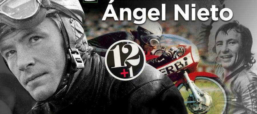 Ángel Nieto: Especial Radioestadio del motor