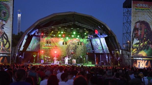 La Diputación remata la temporada de macrofestivales con el Rototom Sunsplash en Benicàssim