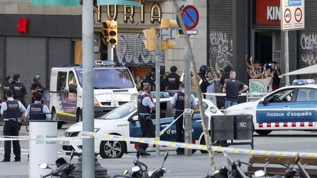 Territorio negro: Los interrogantes de los atentados de Cataluña