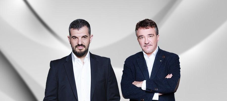 Héctor Fernández y Javier Ruiz Taboada