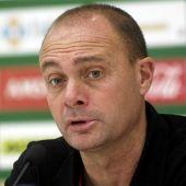 Vicente Mir, entrenador del Elche CF.