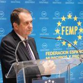 Abel Caballero, presidente de la FEMP