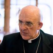El arzobispo de Madrid, el cardenal Carlos Osoro