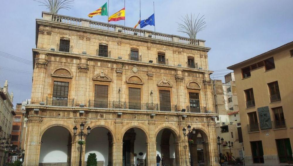 Ayuntamiento de Castellón.