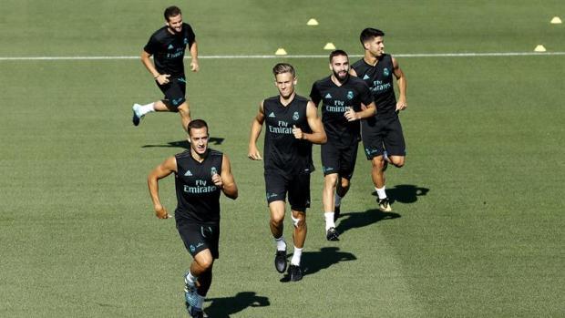 Marcos Llorente se quedará en el Real Madrid esta temporada