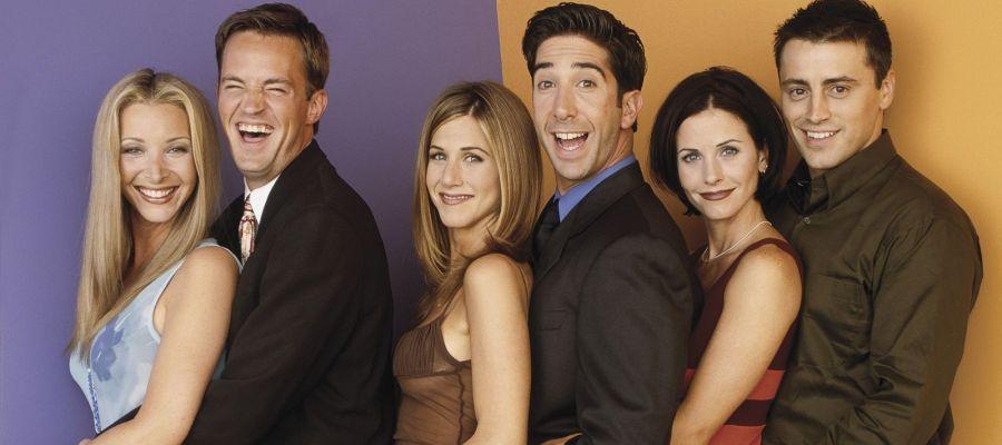 'Friends' llega muy pronto a Neox