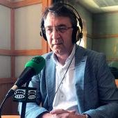 El alcalde de Valencia de Don Juan y presidente de la diputación de León, Juan Martínez Majo