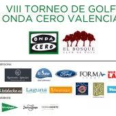 VII Torneo de Golf Onda Cero Valencia