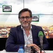 El director médico del Hospital Clínico, Julio Mayol