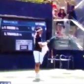 Fognini en el US Open