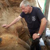 Desactivan la bomba encontrada en Frankfurt de la Segunda Guerra Mundial