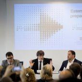 Presentación de la Agencia Tributaria de Cataluña