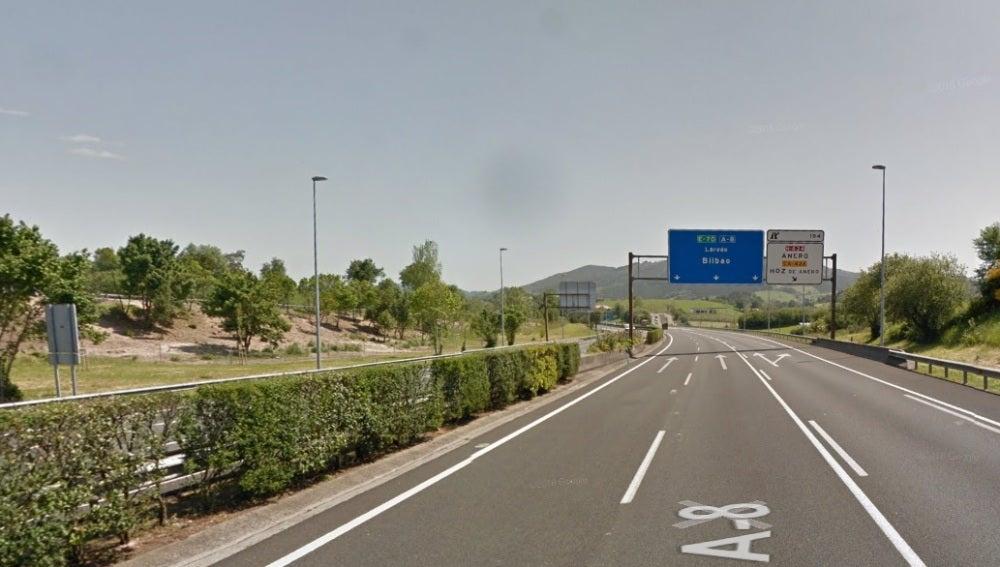 Autovía A8 Cantabria