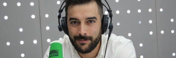 Alberto Pereiro, presentador de La Brújula del Deporte.