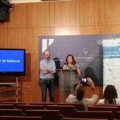 Mercedes Garrido, consellera de infraestructuras del Consell de Mallorca