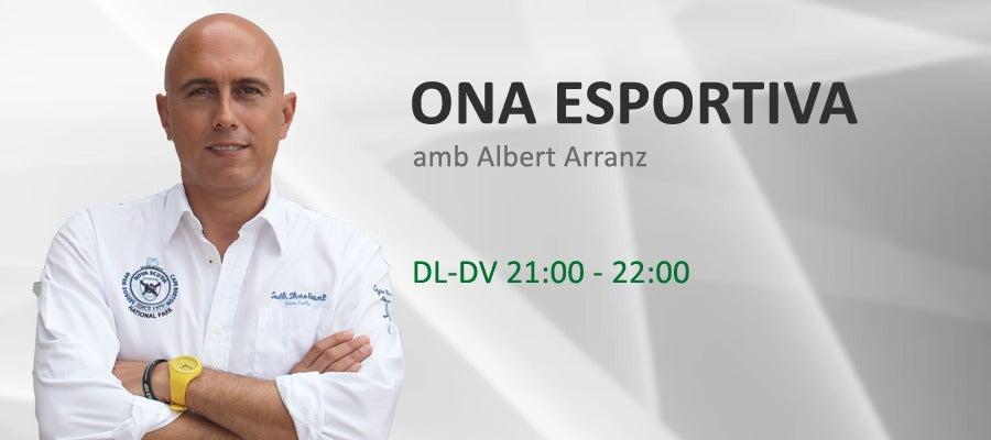 Ona Esportiva, amb Albert Arranz