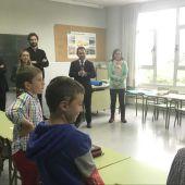 Inicio del curso en las escuelas de Colombres
