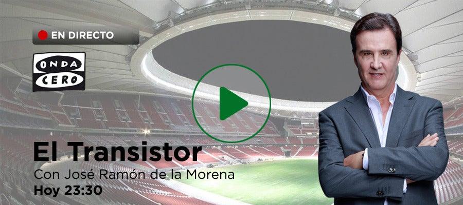 José Ramón de la Morena desde el Wanda Metropolitano