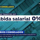 EP salarios congelados