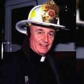 El cura gay, Mychal Judge, fallecido en el 11-S