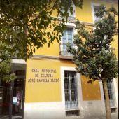 Casa Municipal de Cultura de Crevillent.