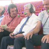 José Ramón de la Morena entrevista a Enrique Cerezo