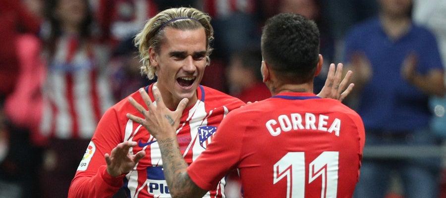 En directo: Atlético  Levante