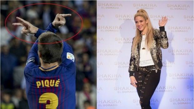 El gesto de Piqué que demostraría la crisis entre el jugador y Shakira