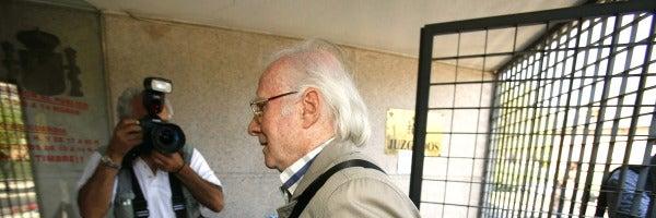 El expresidente del Consejo de Dirección de la Sociedad General de Autores y Editores (SGAE) Eduardo Bautista