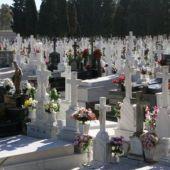 Cementerio de Sevilla, donde está enterrado el padre de la demandante