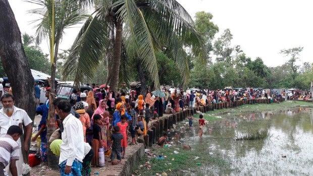 """Luis Montiel, (MSF): """"Los rohingya viven en condiciones precarias, puede ser una catástrofe humanitaria"""""""