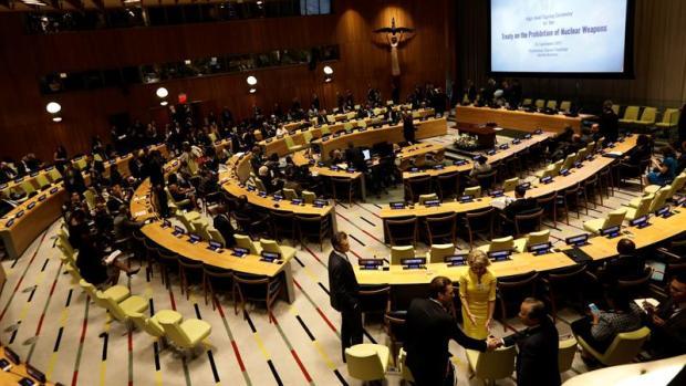 Materia Reservada: Luces y sombras de la ONU