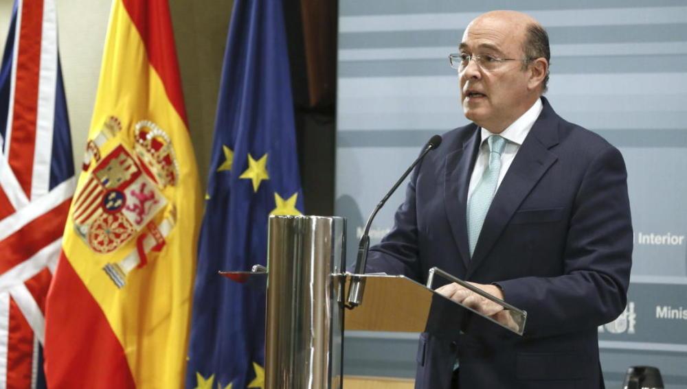 El coronel de la Guardia Civil, Diego Pérez de los Cobos