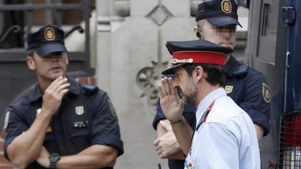 Ferran López, comisario superior de Coordinación territorial de los Mossos