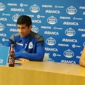 Juanfran Moreno y Rafa Carpacho