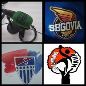 La actualidad del Segovia Futsal, la Segoviana y el Balonmano Nava en Onda Cero