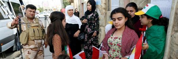 Referéndum en el Kurdistán iraquí