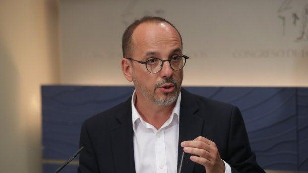 Su Señoría: Conocemos a Carles Campuzano, del PDeCat
