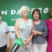 Genoveva Marín forma parte del programa 'Las Chicas del club', de Elche en la Onda.