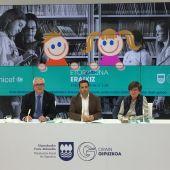 UNICEF y @OrainGipuzkoa unidos por la promoción de la participación infantil.