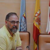 Cosme Aranguren, portavoz de UPyD-Centrados en Segovia