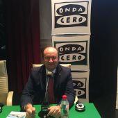 Pepe Castro, presidente del Sevilla FC, en El Transistor