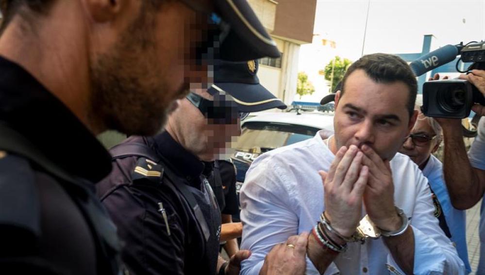 Acusado del crimen de Almonte queda en libertad