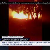 """Abel Caballero, alcalde de Vigo: """"Tenemos tres hoteles y un pabellón para acoger a la gente"""""""